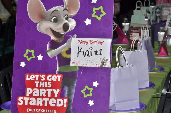 Kai's 1st Birthday