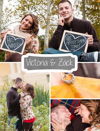 Victoria & Zack