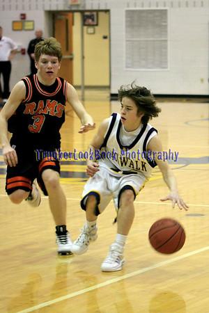 2009 Boys Basketball / Upper Sandusky JV