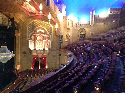 Tour of the Fox Theater 3-2-17