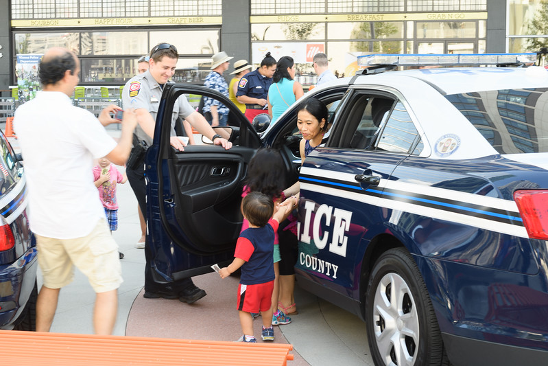 National Night Out: Tysons