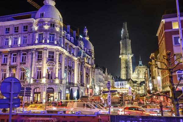 Antwerp Belgium Antwerpen Belgian Europe