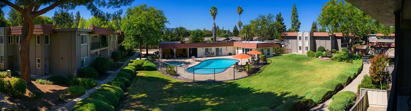 Vista Del Sol (Apartment Community Photography) @ Pleasanton, California
