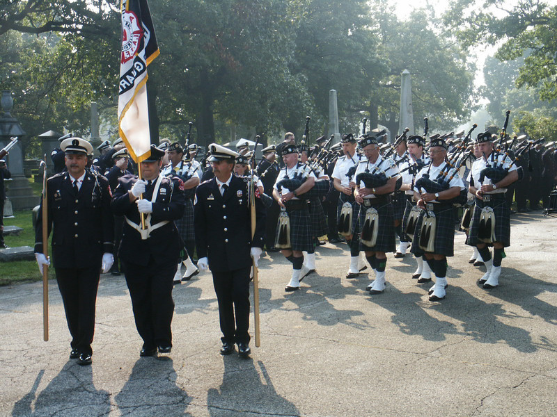 CFD Color Guard