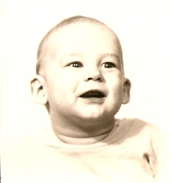 Ed, Jr.     age 7 months   2/1946