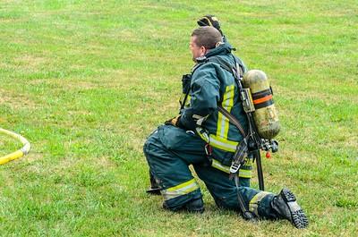 08-12-16 West Lafayette FD Barn Fire