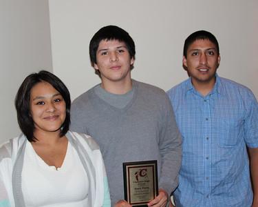 CHS Academic Awards, May 20