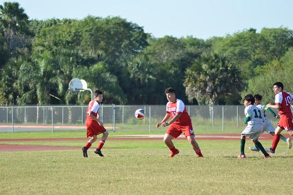 Boys A Team vs Gutierrez Soccer