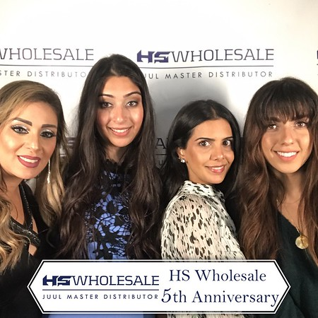 HS Wholesale 5th Year Anniversary (08/14/19)