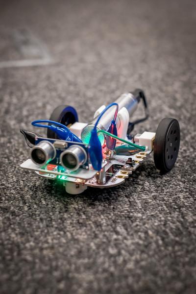 TDW16 Workshop: Little Robots