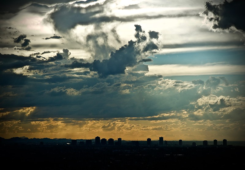 Evening Clouds after storm in Phoenix.jpg
