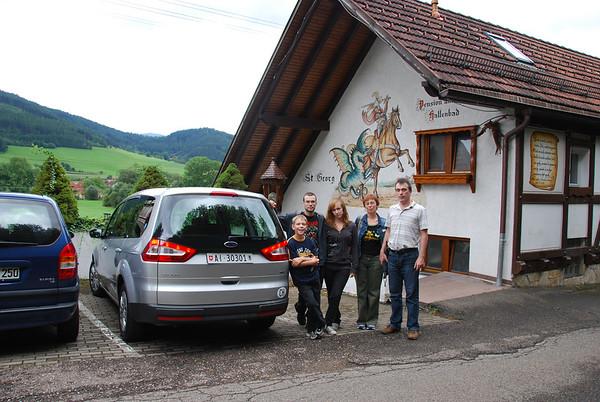 2008 July - Germany, Austria, Switzerland