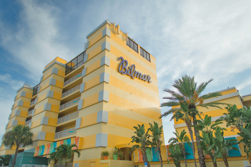 Bilmar Hotel in Treasure Island