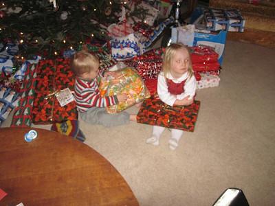 Christmas 2011 at Hilton