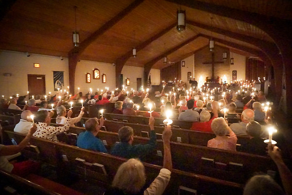 Christmas Eve Candel Light Services, NPR FL 12 24 2015