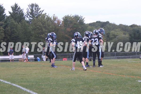 Sullivan West vs. Millbrook Football 9-9-16