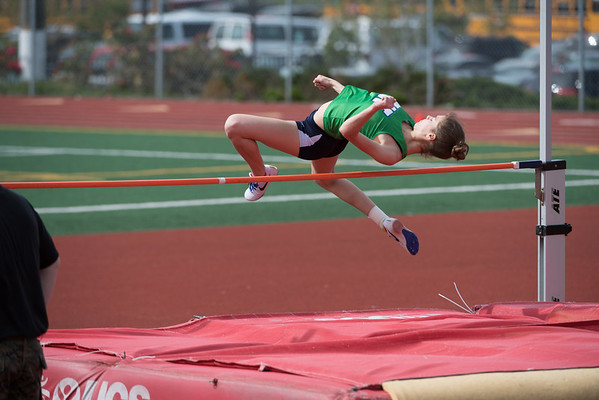 Woodinville High School Track & Field Meets - 2016