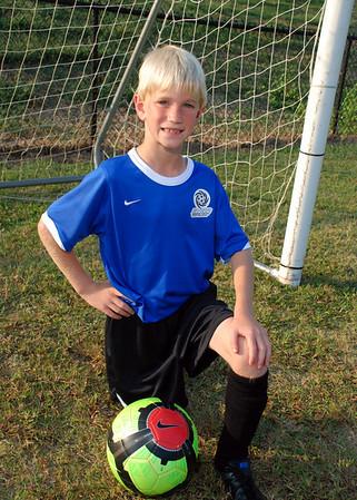 Mark Warbington Soccer Vipers 2010