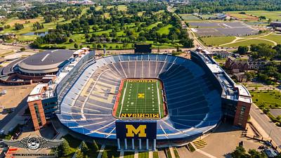 Michigan Stadium 8-8-2020
