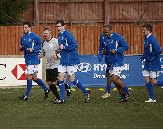 CHIPPENHAM TOWN V SWINDON SUPERMARINE