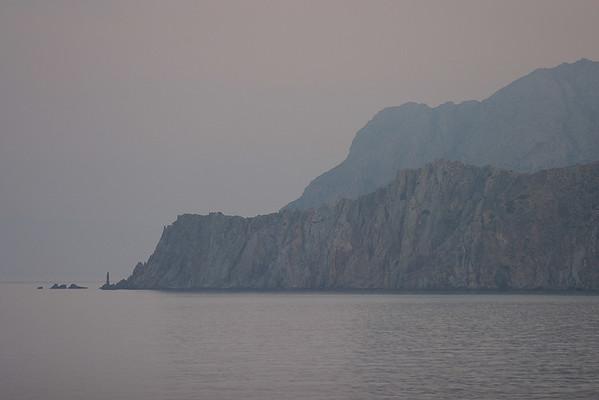 Patmos, Greece - 6/30/2009