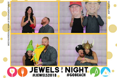 CSULB Jewel of the Night 2018 VIP
