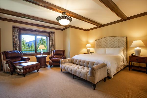 Four Seasons Residences, Jackson Hole white