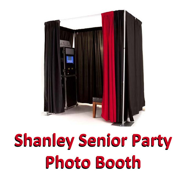 Shanley Senior Party Photo Booth