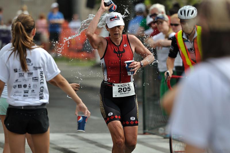 Julie Curwin: five time long course winner