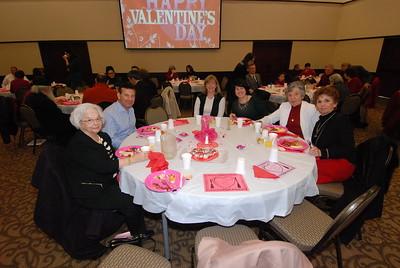 Community Life - Valentine Breakfast - February 14, 2016