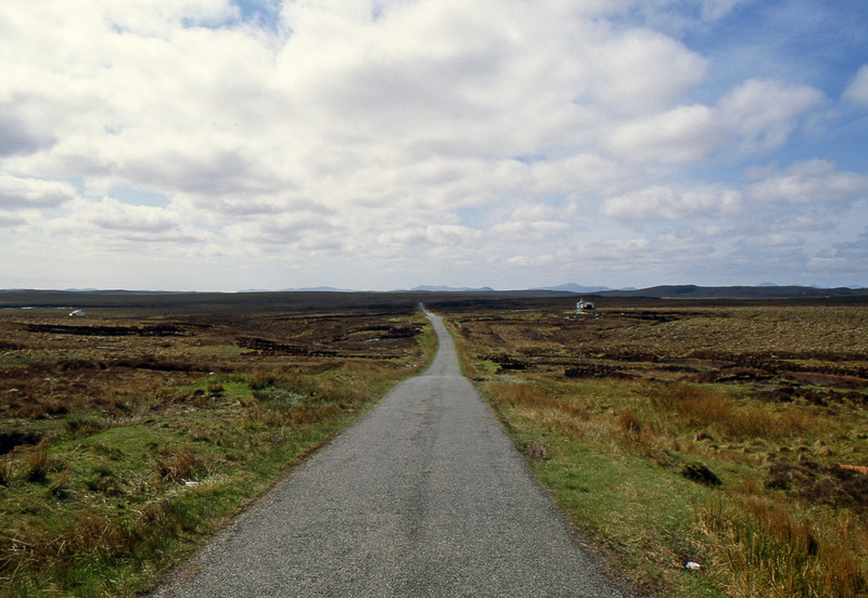 From Stornoway To Callanish - Isle of Lewis, Scotland, UK - May 24, 1989