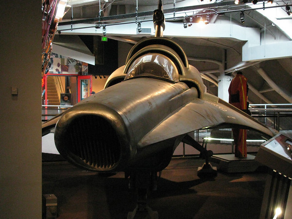 Battlestar Galactica Exhibit 2011