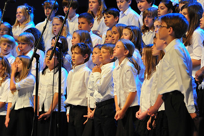 PCA 3rd-6th grade and honor choir 2012