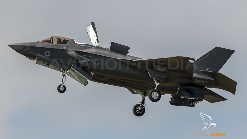 Royal Air Force / Lockheed Martin F-35B Lightning II / ZM146