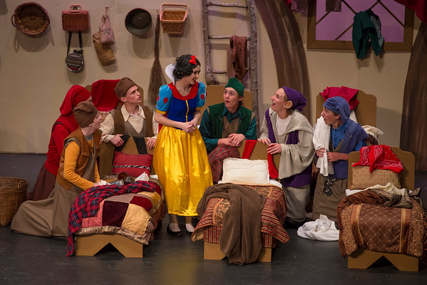 Snow White and the Seven Dwarfs High School Drama