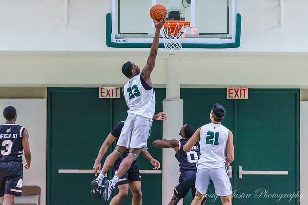 Bryant vs Dartmouth Men's Basketball 2019