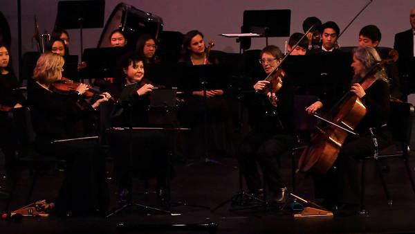 Winter Orchestra concert  Feb. 2017
