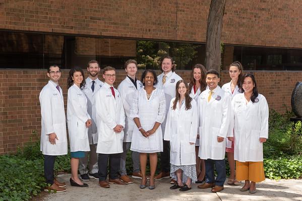 St. Joe's Health 2021 Resident Graduates