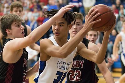 Oshkosh West Basketball
