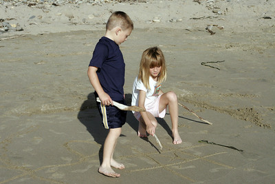 El Capitan State Beach (20-23 Nov 2005)