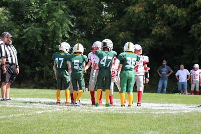 10U  vs Wolcott Game 1