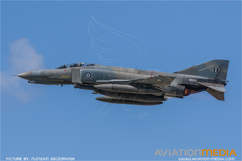 HAF 338 Mira / McDonnell Douglas F-4E AUP Phantom II / 71751