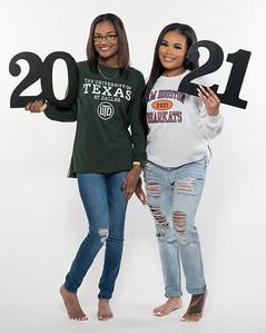 Kayla & Kya Grad Shoot