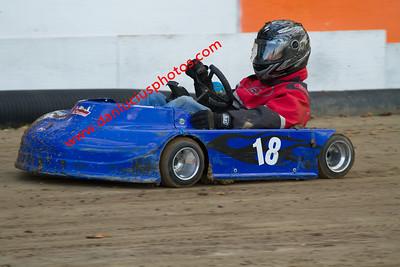 Martinville Raceway 10/14/17