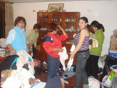 Ecuador - Outreach - 2010