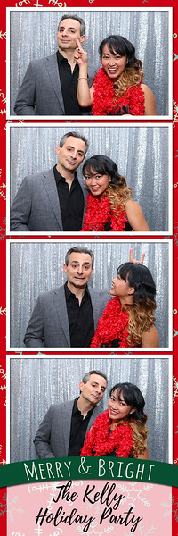 The Kelly Holiday Party