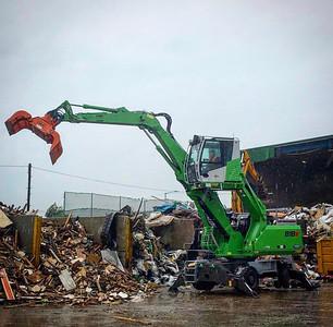 DG-14 Demolition & Sorting Grab