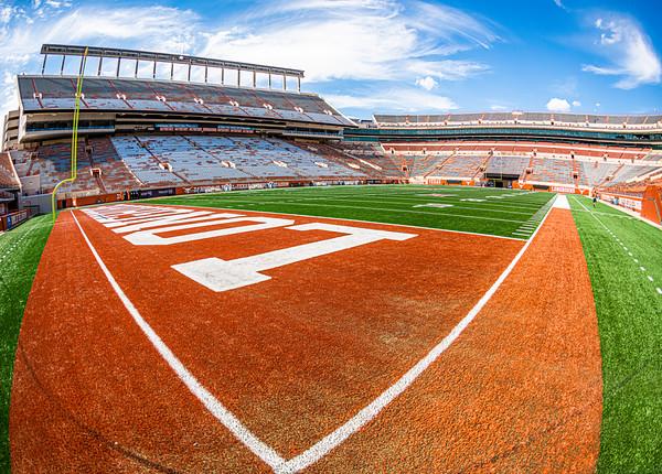 Texas Longhorns field stuff, Austin, TX, 9/27/2021