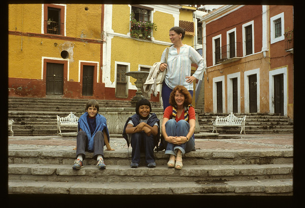 1980 - Mexico - Tinker with Chascos