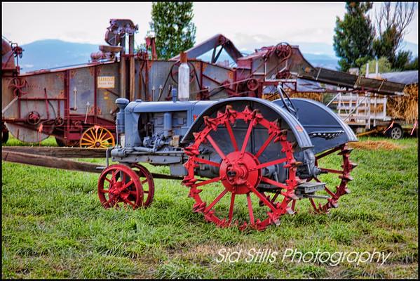 Yesteryear Farm Show 2014